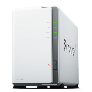 Review: Synology DiskStation DS218j