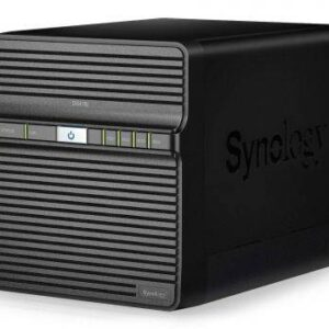 Review Synology DiskStation DS418j