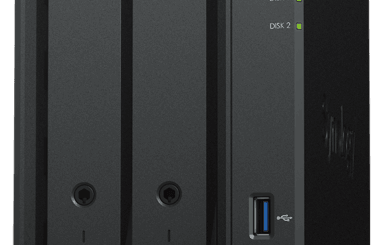 Review Synology DS720+