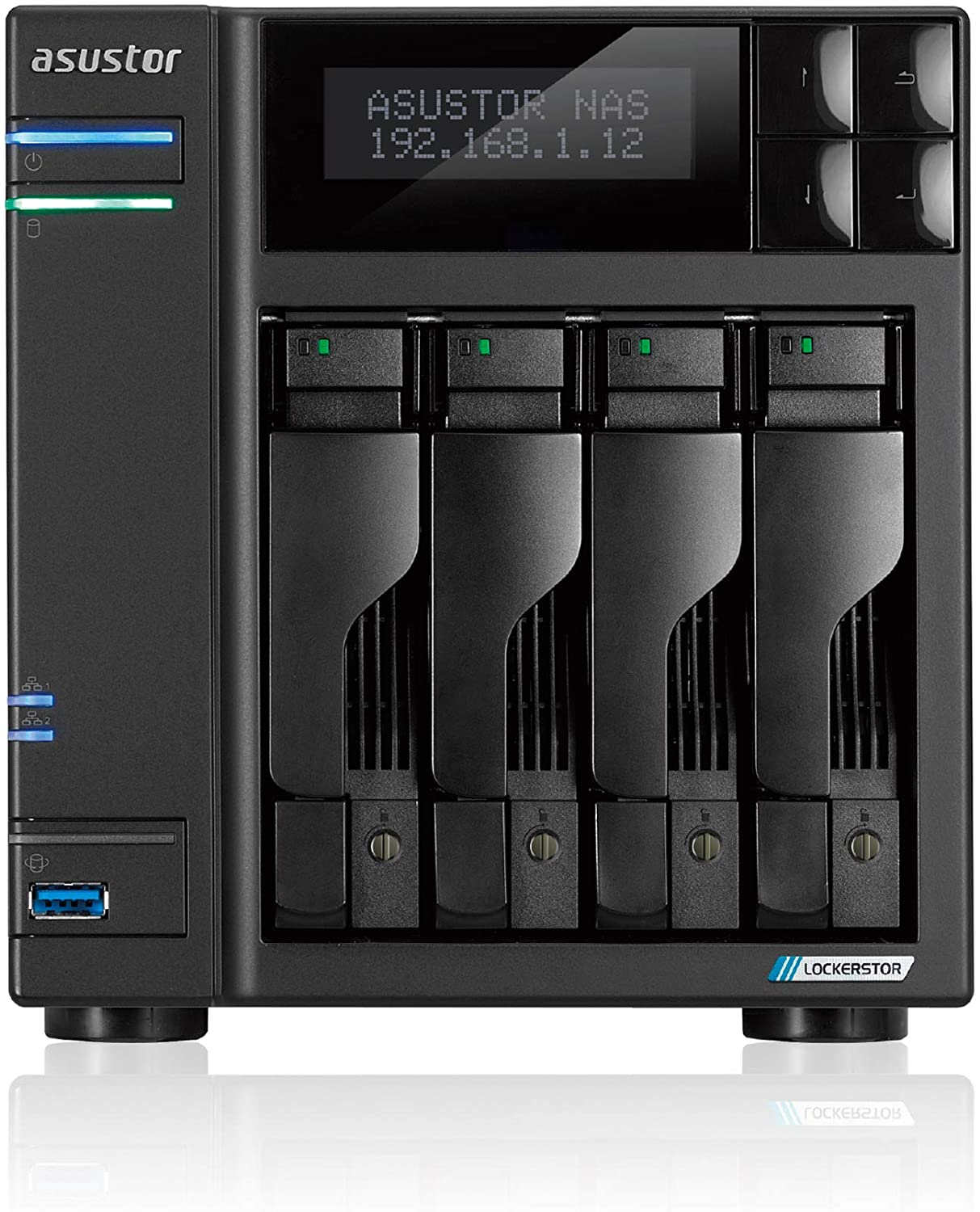 NAS Asustor Lockerstor 4 AS6604T