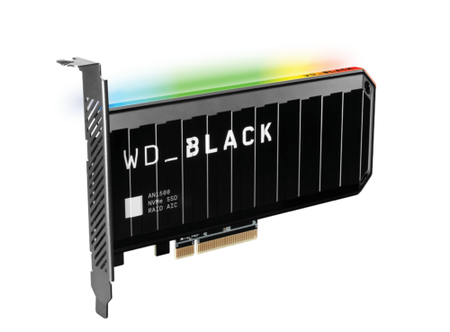 Review WD Black AN1500